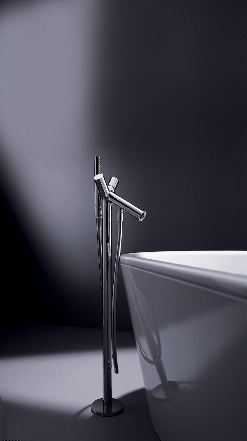 Bath4All - Hansgrohe 10458821 Brushed Nickel Axor Starck Tub Filler ...