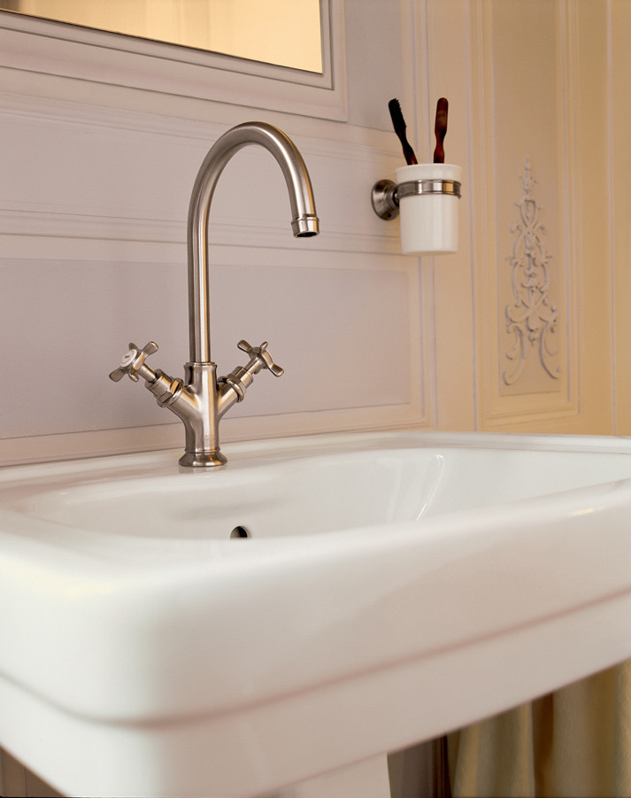 Bath4All - Hansgrohe 16502831 Polished Nickel Axor Montreux Bathroom ...