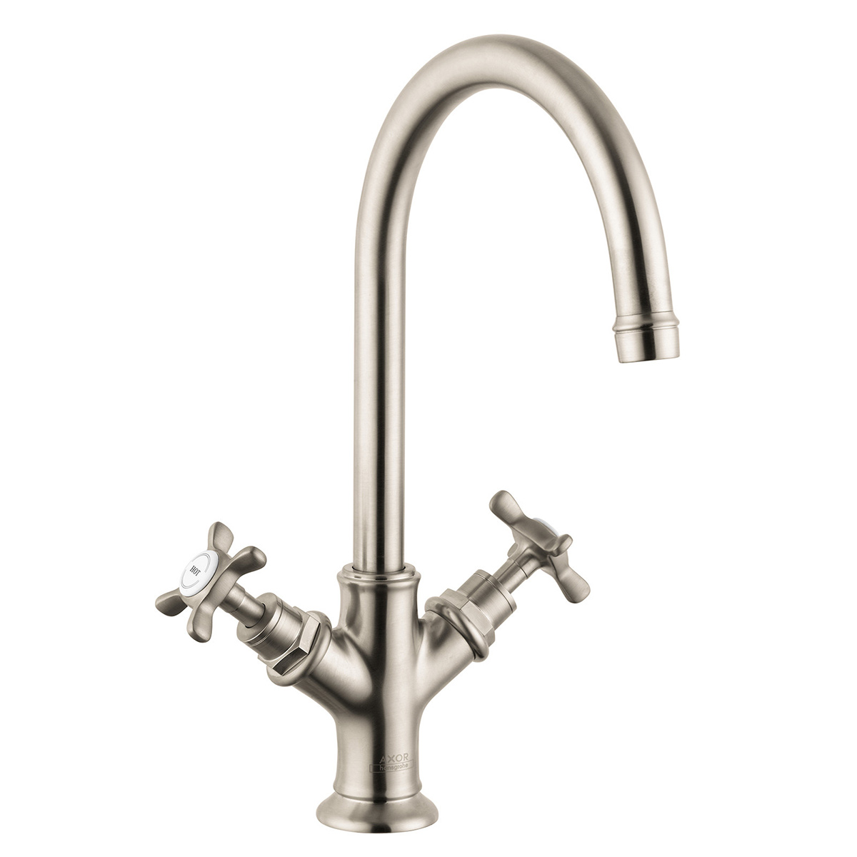 shaped white faucets bathroom painting wineglass howt modern tall faucet club lowes