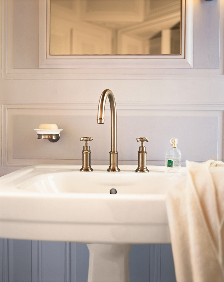Bath4All - Hansgrohe 16513821 Brushed Nickel Axor Montreux Bathroom ...
