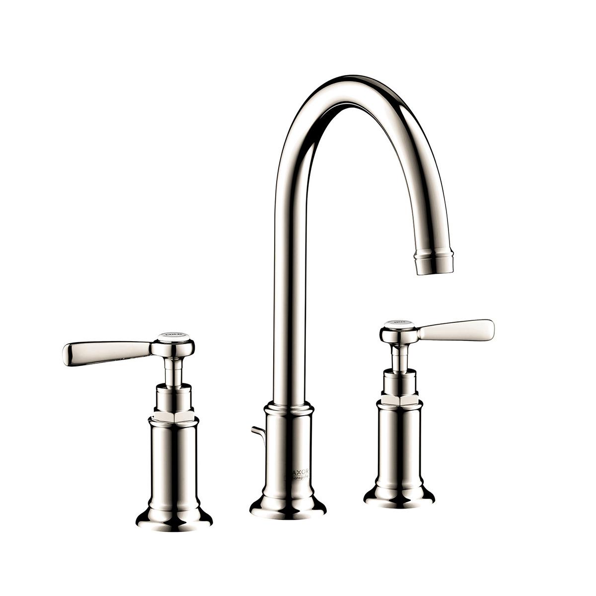 Bath4All - Hansgrohe 16514831 Polished Nickel Axor Montreux Bathroom ...