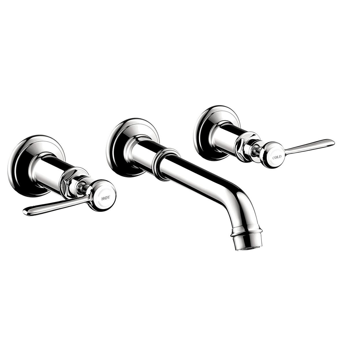 Bath4All - Hansgrohe 16534001 Chrome Axor Montreux Bathroom Faucet ...
