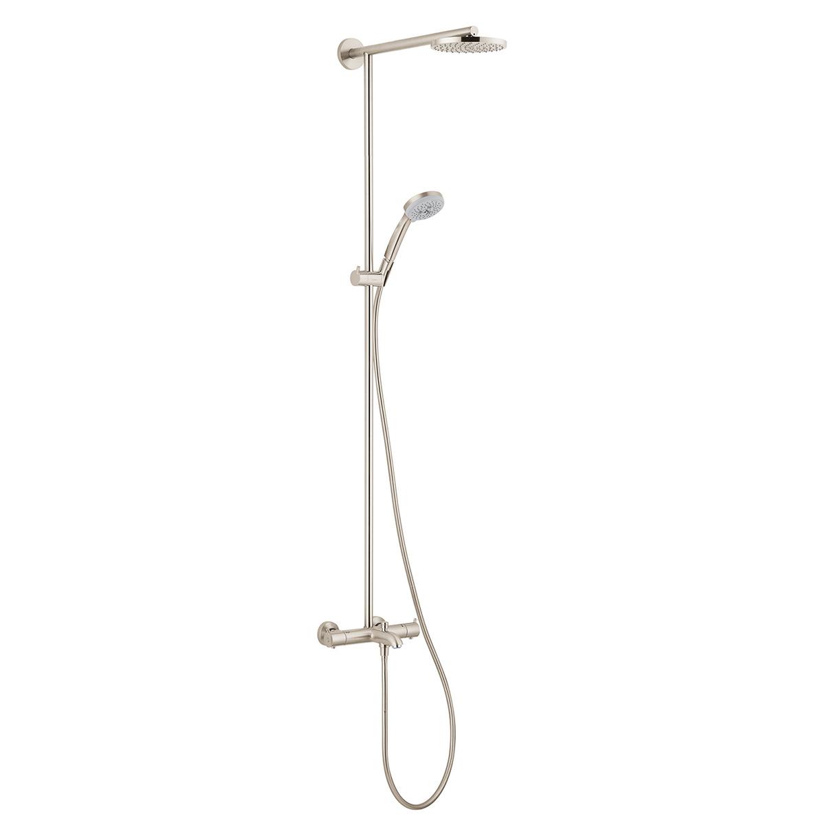 Bath4all Hansgrohe 27146821 Brushed Nickel Raindance Tub Shower