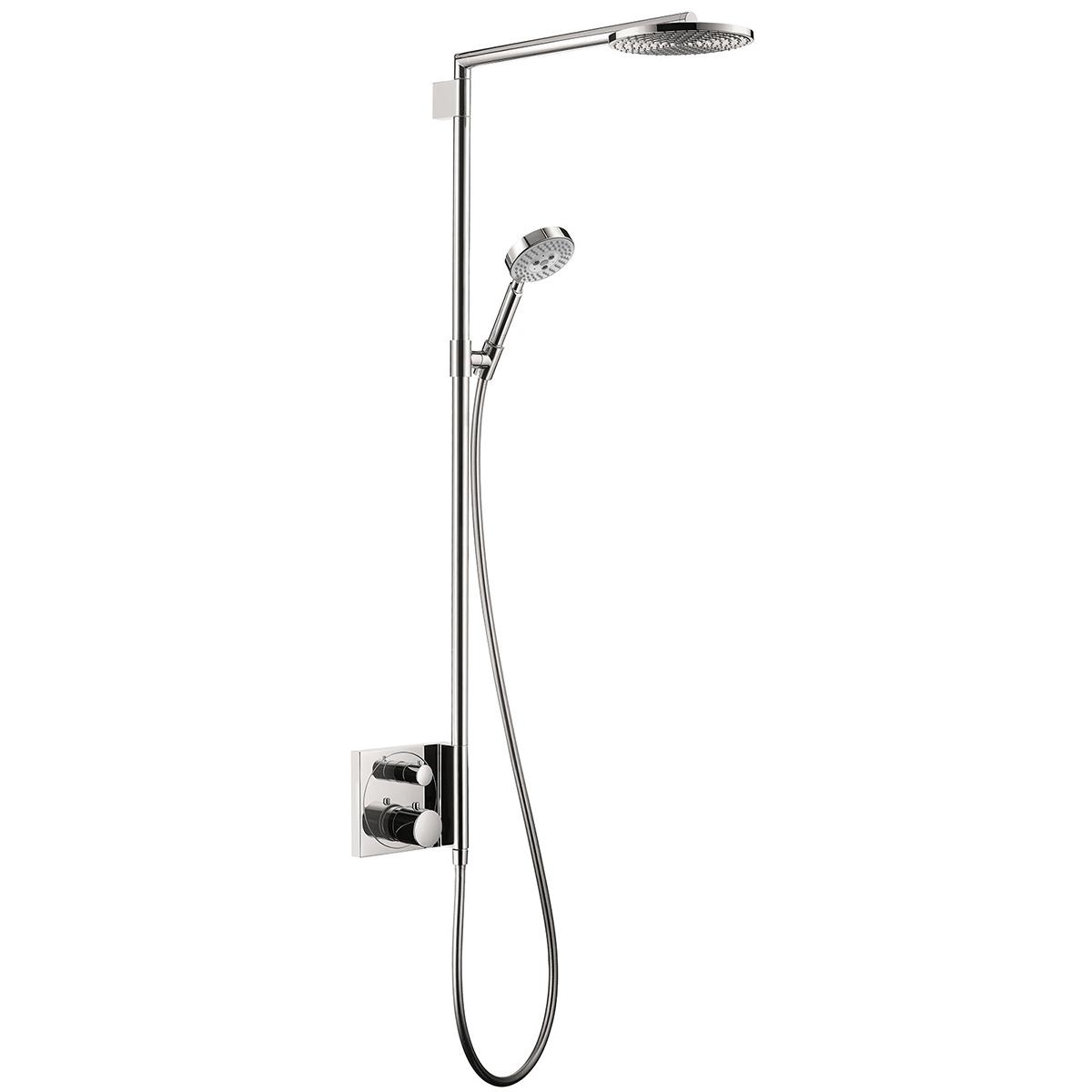 Bath4All - Hansgrohe 27192001 Chrome Raindance Showerpipe Shower ...