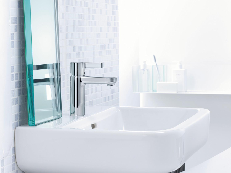 Bath4All - Hansgrohe 31060001 Chrome Metris S Bathroom Faucet Single ...