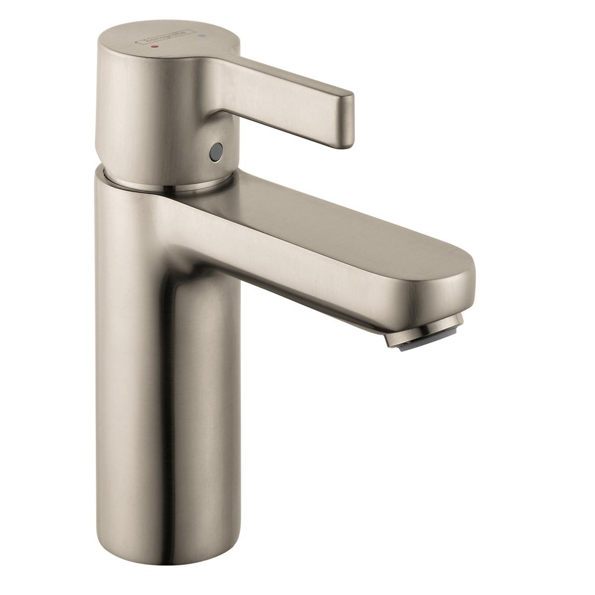 Bath4All - Hansgrohe 31060821 Brushed Nickel Metris S Bathroom ...
