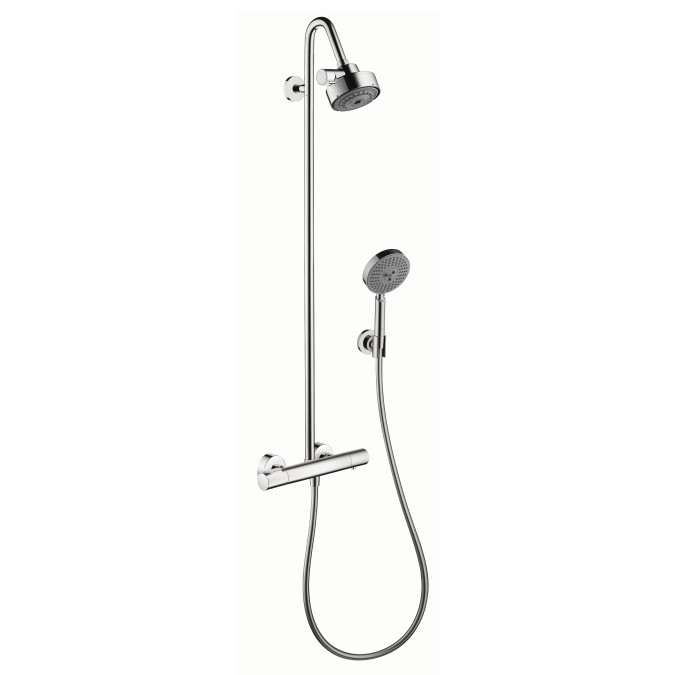 Bath4All - Hansgrohe 34640821 Brushed Nickel Axor Citterio M Shower ...