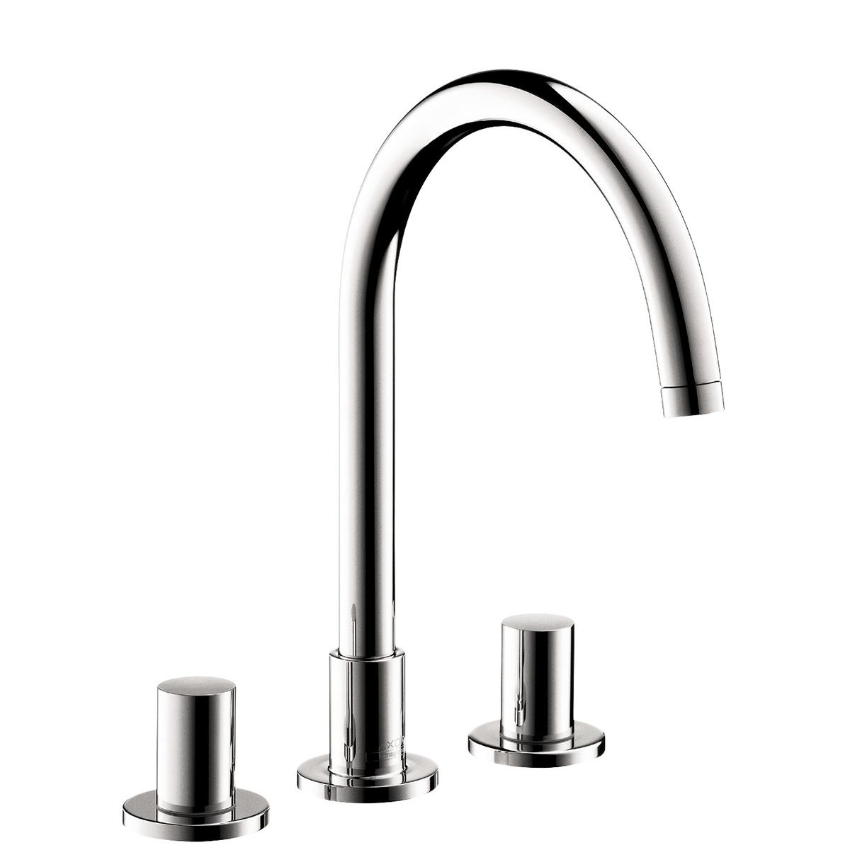 Bath4All - Hansgrohe 38053001 Chrome Axor Uno 2 Bathroom Faucet ...