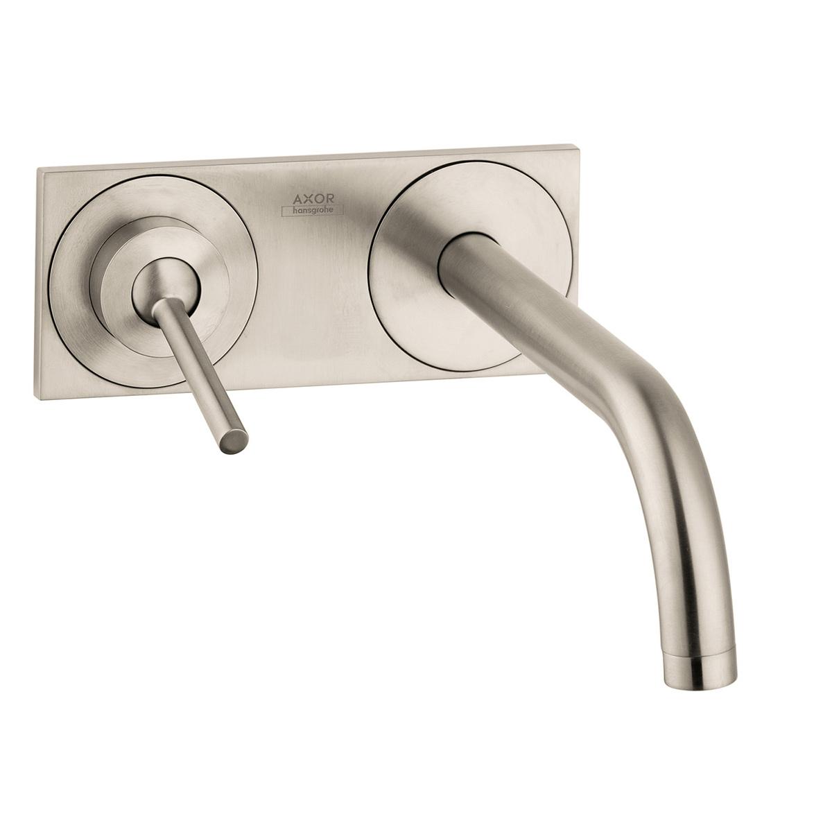 Bath4All - Hansgrohe 38117821 Brushed Nickel Axor Uno 2 Bathroom ...