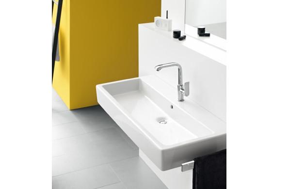 Bath4all Hansgrohe 31087821 Brushed Nickel Metris Bathroom Faucet