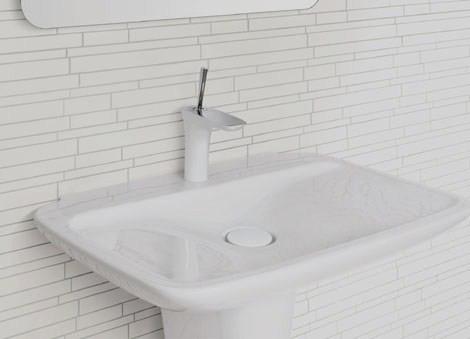 Bath4All - Hansgrohe 15070001 Chrome PuraVida Bathroom Faucet Single ...