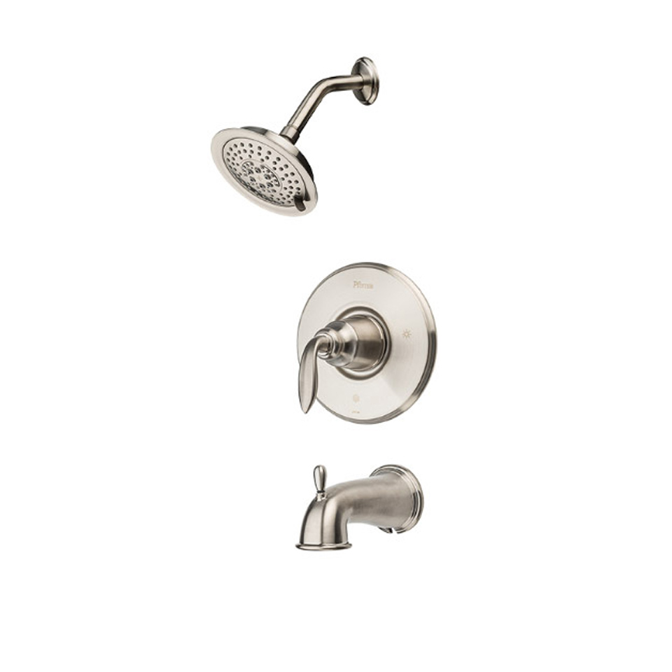 Bath4All - Pfister G898CBK Avalon Tub and Shower Trim Package
