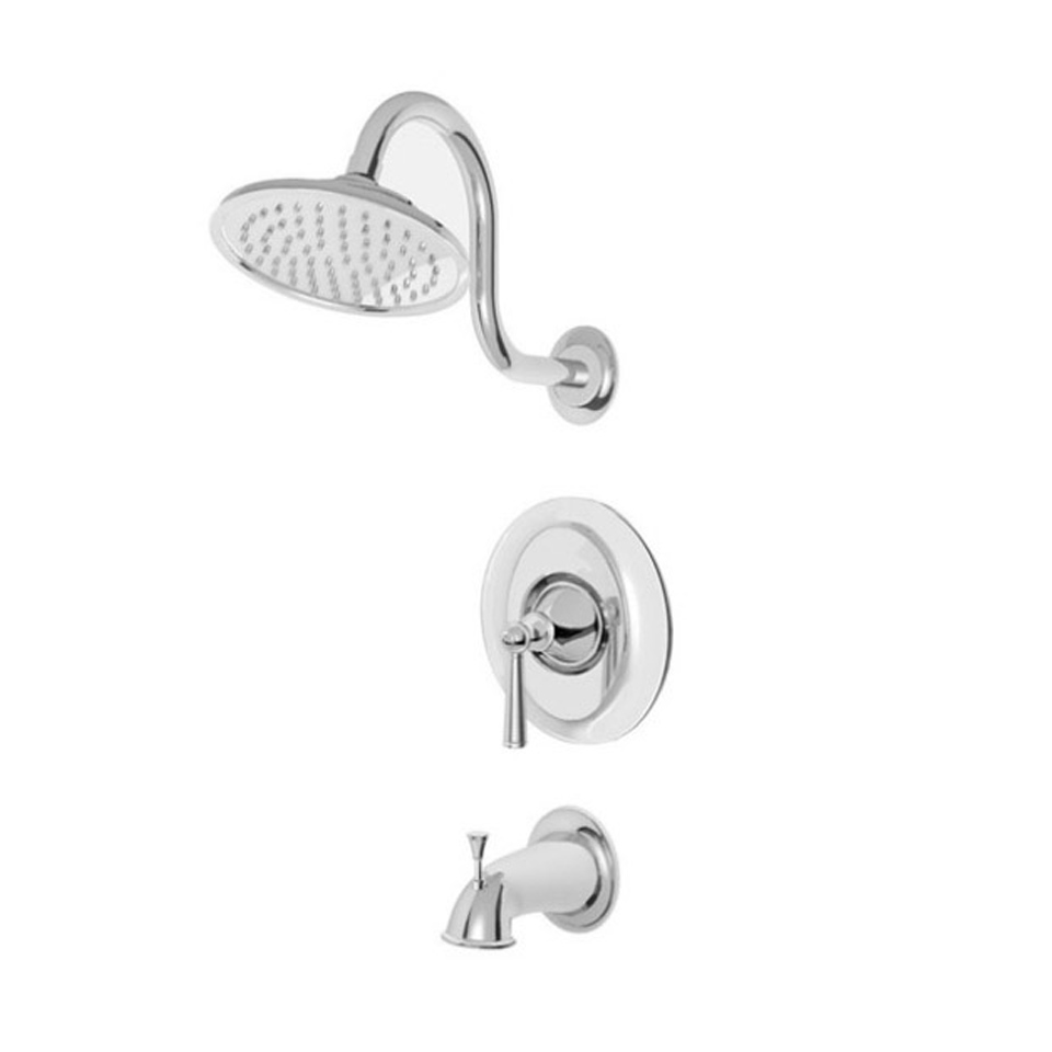Bath4All - Pfister G898GLC Saxton Tub and Shower Trim Package Single ...
