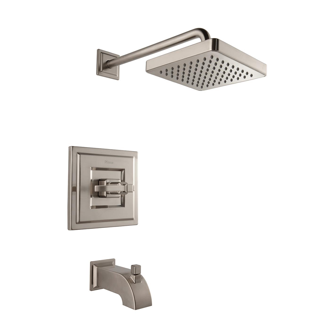 Bath4All - Pfister G898WEK Carnegie Tub and Shower Valve Trim ...