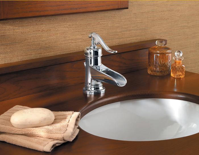 Bath4All - Pfister GT42YP0C Ashfield Single Hole Bathroom Faucet ...