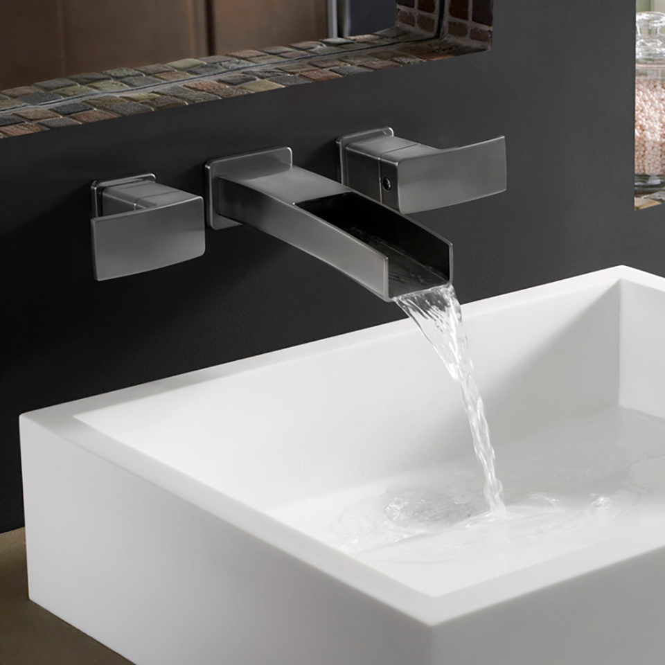Bath4All - Pfister GT49DF1K Kenzo Wall Mounted Bathroom Faucet