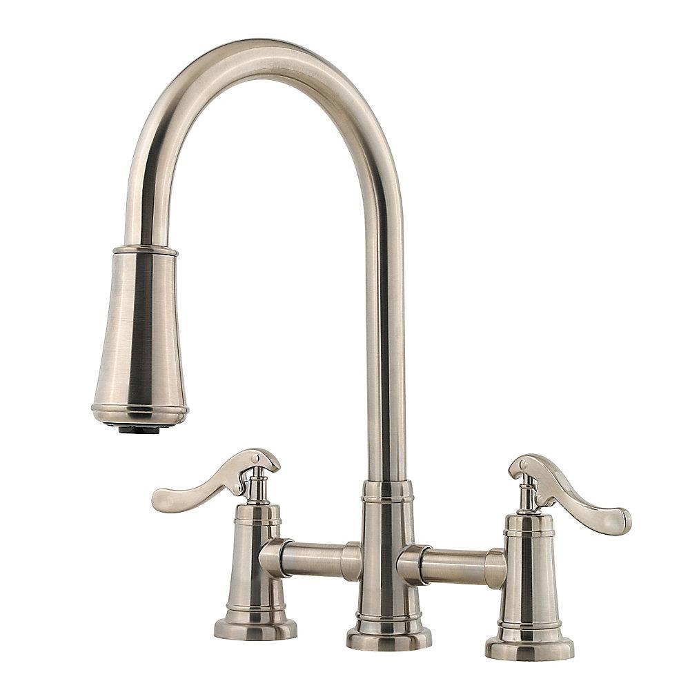 Bath4All - Pfister LG531YPK Portland Pullout Spray Kitchen Faucet