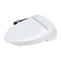 Brondell Swash Ecoseat 100 Bidet Seat for Elongated Toilet, White - Image 6