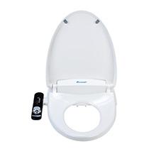 Brondell Swash Ecoseat 100 Bidet Seat for Elongated Toilet, White - Image 5