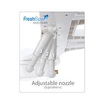 Brondell FreshSpa FS-10 Easy Bidet Attachment - Image 2