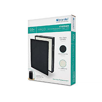 Brondell O2+ Halo Air Purifier Standard Replacement Filter Pack - Image 5