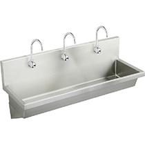 Bath4All - Elkay EWMA7220SACTMC Stainless Steel 72