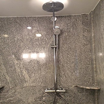 hansgrohe rain shower head.  Multi Hansgrohe 27160821 Brushed Nickel Raindance Showerpipe Shower System with 10 quot Rain Head Bath4All