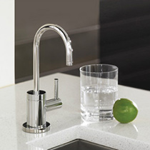 hansgrohe chrome talis s cold only beverage faucet image 2