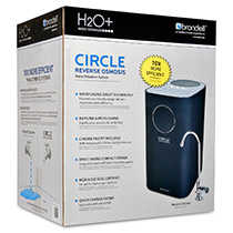Brondell RC100 Circle Reverse Osmosis Water Filtration System + Designer Faucet - Image 5