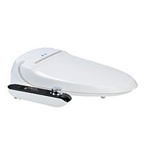 Brondell Swash Ecoseat 100 Bidet Seat for Elongated Toilet, White - Image 2