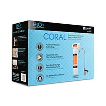 Brondell Coral UC100 Under Counter Water Filter System with a Designer Faucet - Image 5