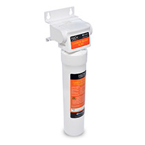 Brondell Coral UC100 Under Counter Water Filter System with a Designer Faucet - Image 4