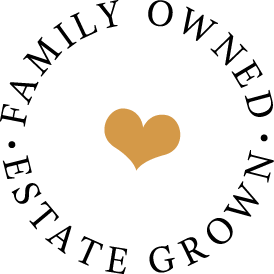 FamilyOwned ESTATE GROWN Stamp