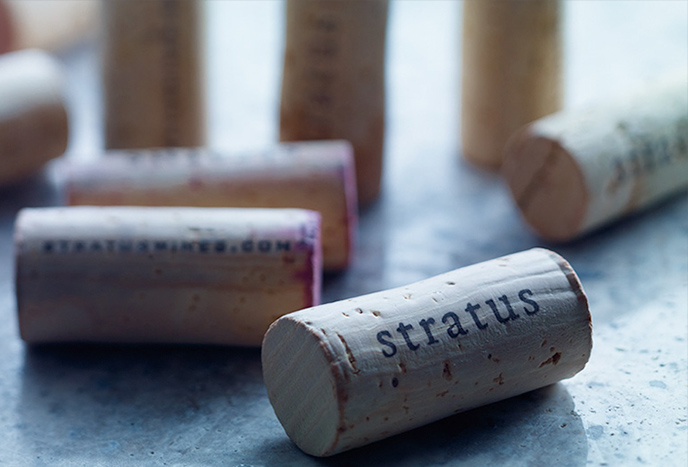 Assorted Stratus corks