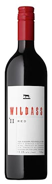 A bottle of Stratus Wildass Red, 2011