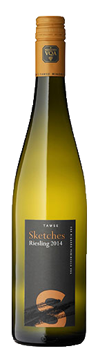 2014 Sketches Riesling