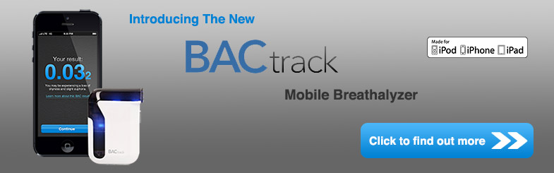The BackTrack Mobile Breathalyzer