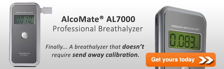 The AlcoMate AL7000