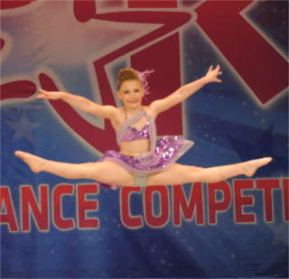 October Dancer of the Month