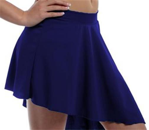 Angle Dance Skirt