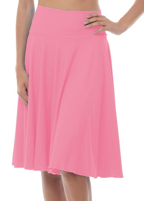Circle Long Skirt