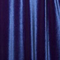 Angle Skirt in Velvet