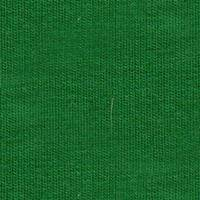 Cotton Kelly Green Crossover Skirt
