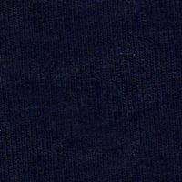 Cotton Navy High Waist Dance Shorts