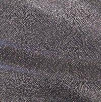 Holographic Gunmetal Gunmetal Long Circle Skirt