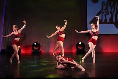 Highwaist Dance Shorts