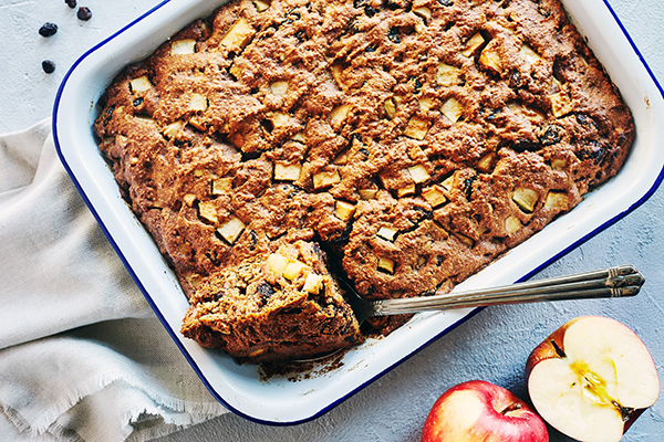 Apple Raisin Cake