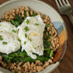 Poached Eggs With Greens And Brown Rice The Beachbody Blog