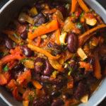 Tony Horton's Vegetarian Chili Recipe