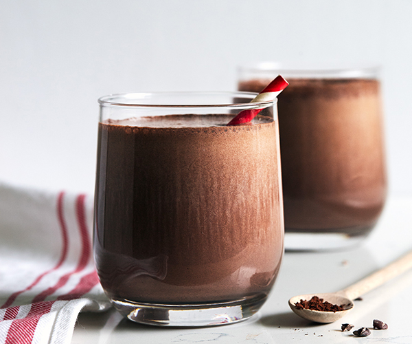 Triple Chocolate Shakeology smoothie recipe